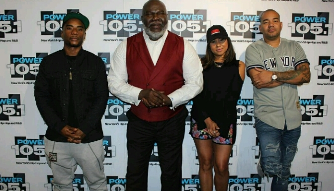 Bishop T.D. Jakes on The Breakfast Club