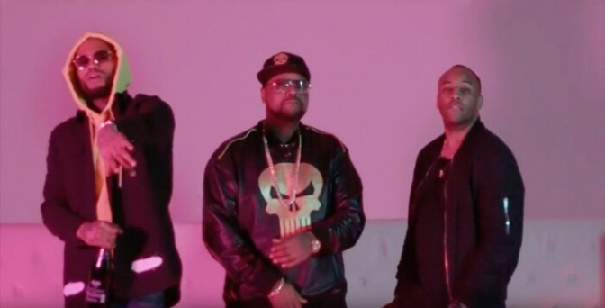 "(Video) DJ Kay Slay Feat. French Montana, Dave East, Zoey Dollaz & J Delice ""Rose Showers"""