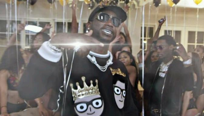"(Video) Gucci Mane Feat. Offset ""Met Gala"""