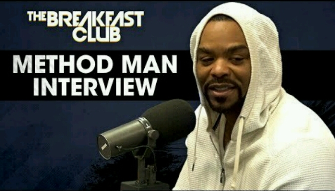 Method Man on The Breakfast Club