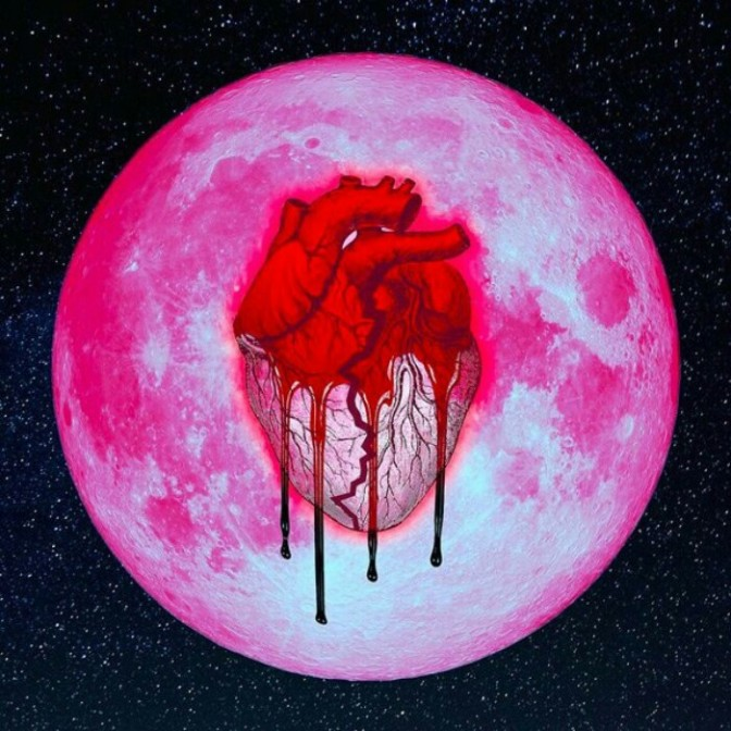 "Chris Brown Reveals Tracklist For ""Heartbreak on a Full Moon"""