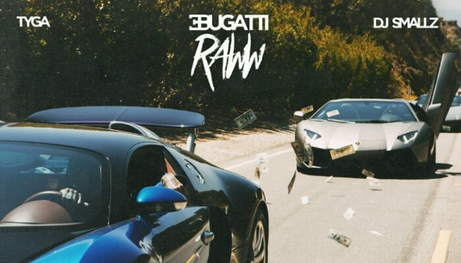 "Tyga Announces ""Bugatti Raww"" Project; Reveals Artwork & Release Date"