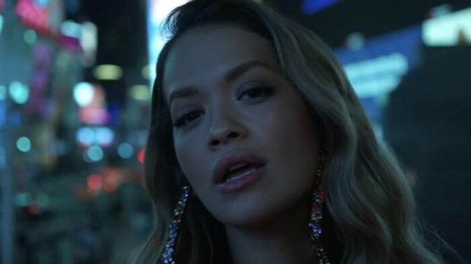 "(Video) Rita Ora ""Anywhere"""