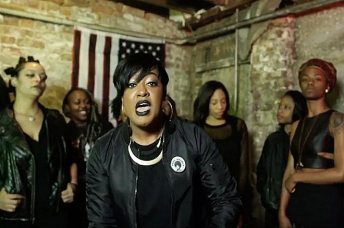 """(Video) Rapsody Feat. Kendrick Lamar & Lance Skiiiwalker """"Power"""""""