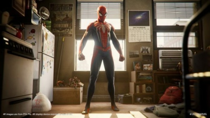 "(Trailer) Marvel's ""Spider-Man"" [PS4]"