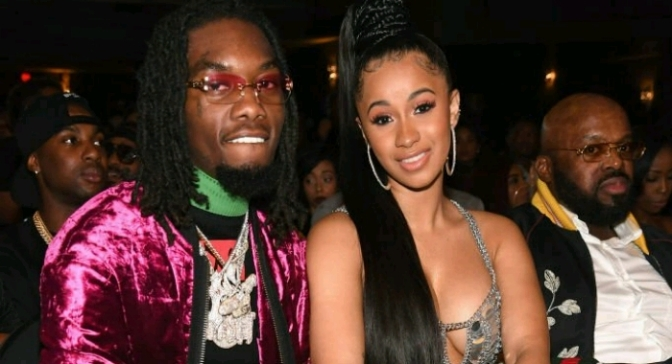 Offset Talks About His Engagement to Cardi B