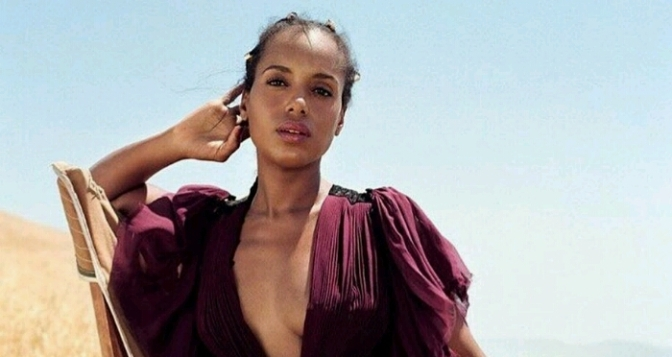 Kerry Washington Covers ALLURE