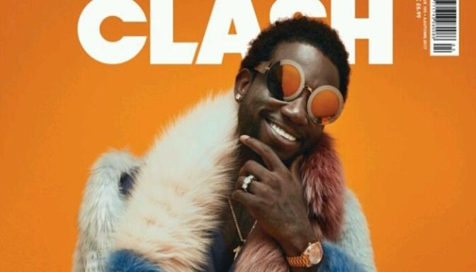 Gucci Mane Covers CLASH