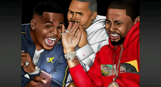 "Casanova Feat. Chris Brown & Fabolous ""Left, Right"""
