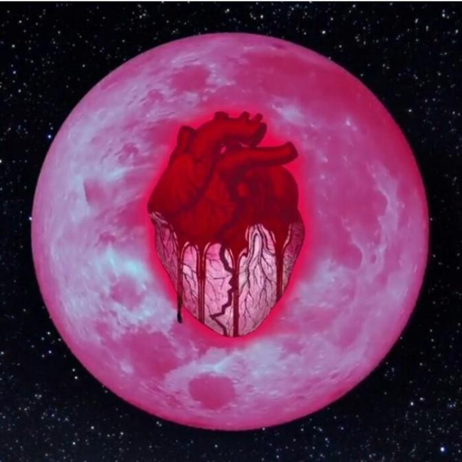 "Chris Brown Reveals Artwork & Release Date For ""Heartbreak On a Full Moon"""
