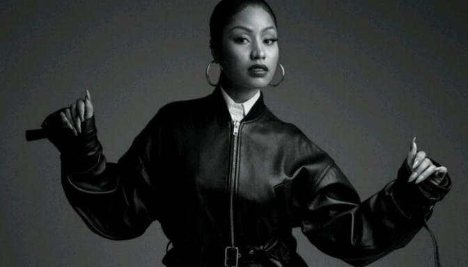 Nicki Minaj Covers T Magazine