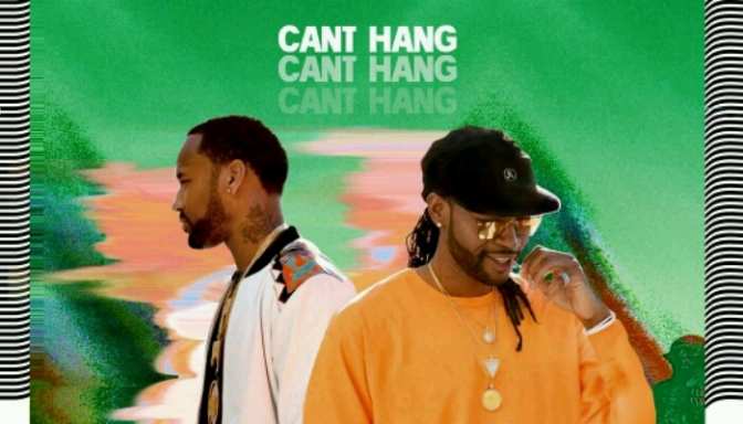 """Preme & PartyNextDoor Unveil Artwork For Upcoming Single """"Can't Hang"""""""