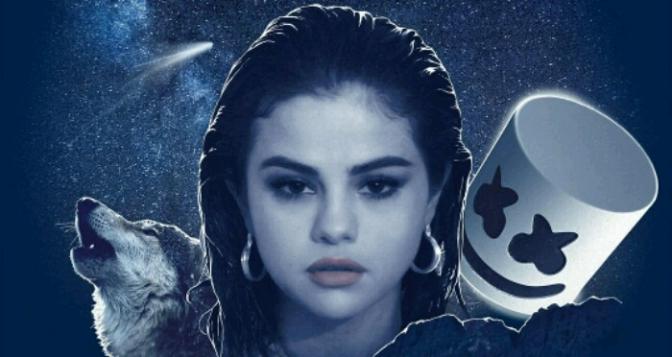 """Selena Gomez Announces NEW Single """"Wolves"""" with MARSHMELLO"""