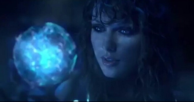 "(Trailer) Taylor Swift ""Ready For It?"""