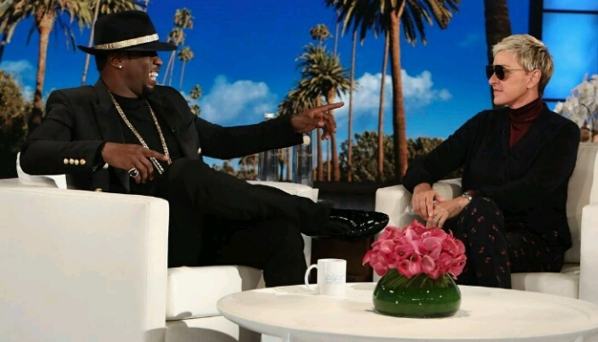 French Montana Performs with Diddy & Swae Lee On ELLEN