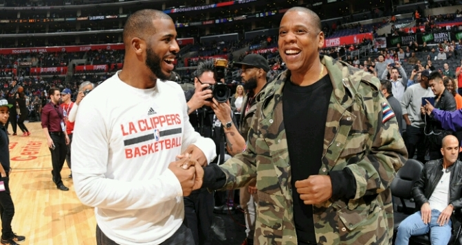 Chris Paul Asked Jay-Z For Advice Before Trade to Houston