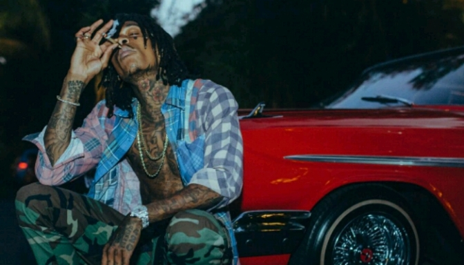 Wiz Khalifa Announces NEW Project Dropping Next Month