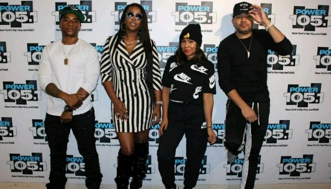 Remy Ma On The Breakfast Club