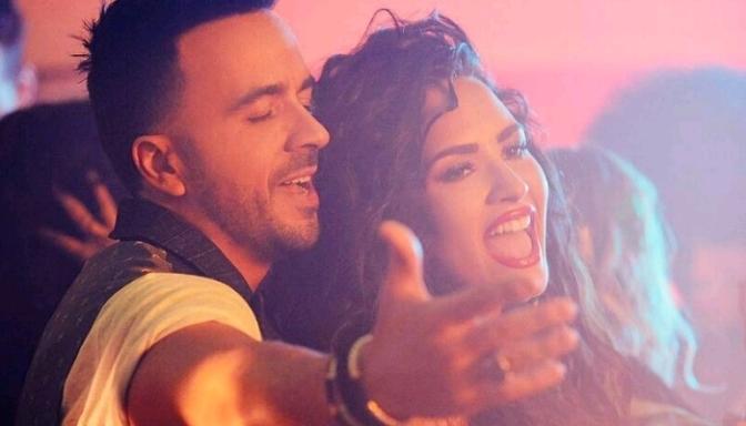 "(Video) Luis Fonsi & Demi Lovato ""Échame La Culpa"""