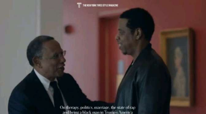 Jay-Z Discusses Rap, Marriage & Being a Black Man in Trump's America