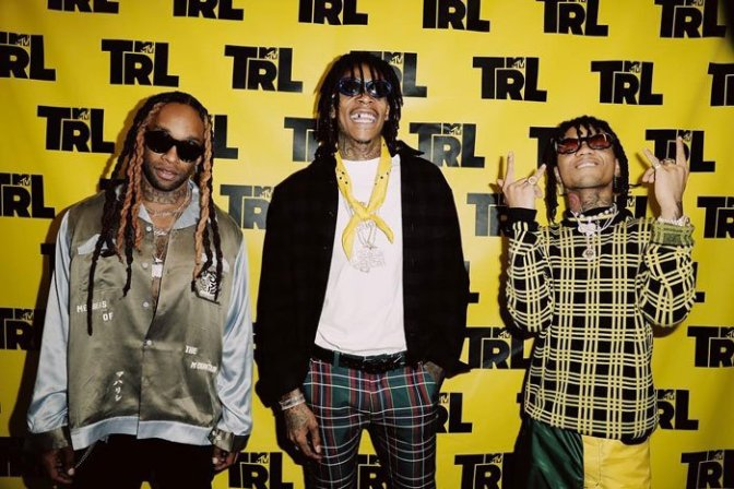 Ty Dolla $ign & Swae Lee Perform on TRL