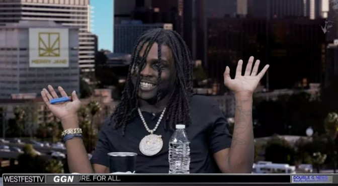 """Chief Keef On Snoop Dogg's """"GGN"""""""