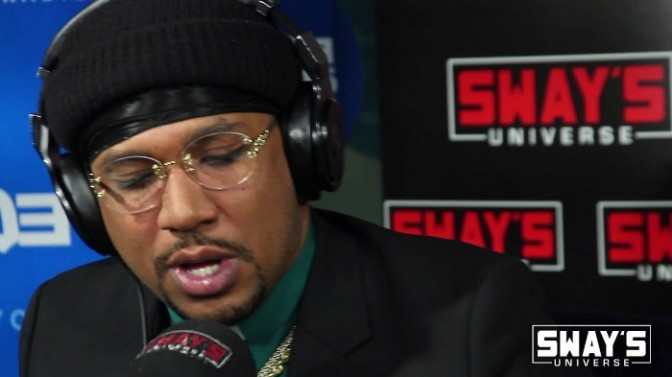 Cyhi The Prynce Freestyles On Sway In The Morning