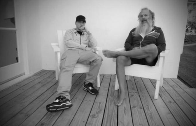 "Eminem & Rick Rubin Talk About ""Walk On Water,"" 2Pac & More"