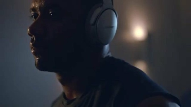 Russell Wilson For Bose