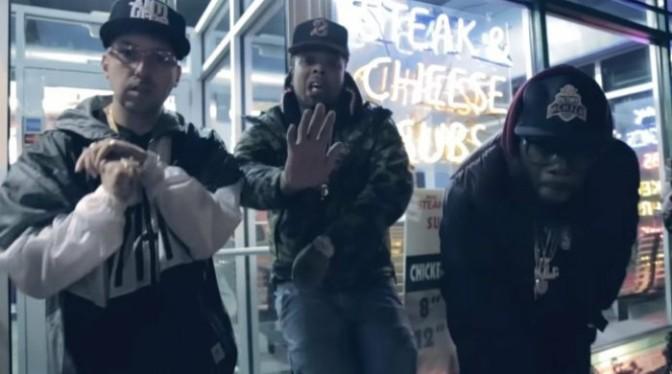 "(Video) Statik Selektah Feat. Conway, Westside Gunn & Termanology ""No. 8″"