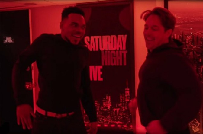 Chance The Rapper Stars In SNL Promo