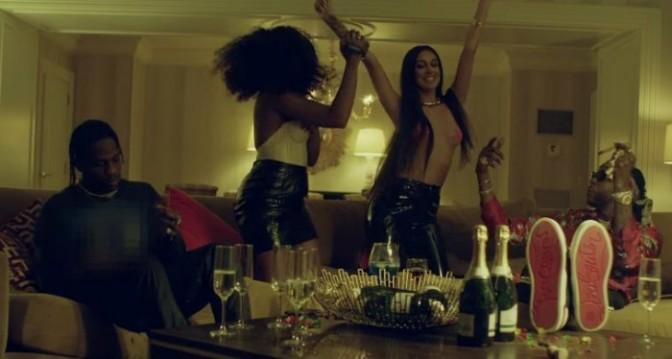 """(Video) 2 Chainz Feat. Travi$ Scott """"4 AM"""""""