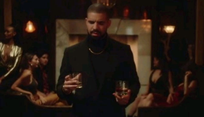 Nicole Murphy Stars In Virginia Black AD with Drake