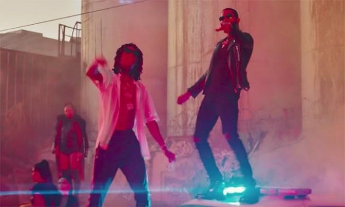 "(Video) Dave East Feat. Wiz Khalifa ""Phone Jumpin"""