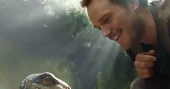 "Peep the Trailer For ""Jurassic World 2"""