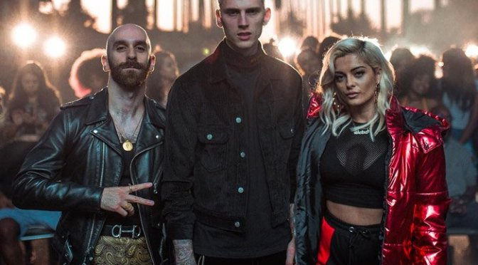 "(Video) Machine Gun Kelly, X Ambassadors & Bebe Rexha ""Home"""