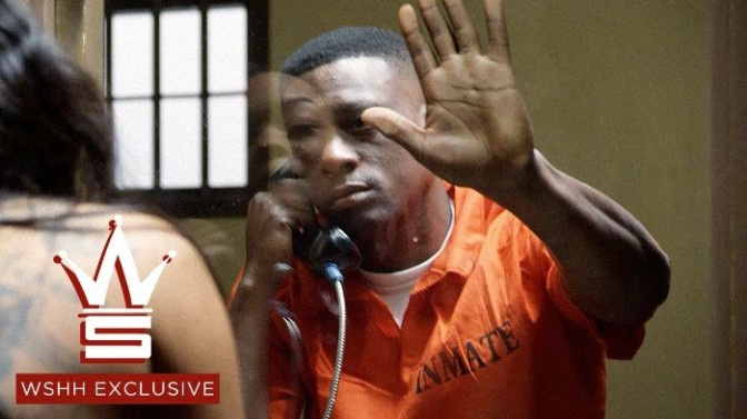"(Video) Boosie Badazz ""America's Most Wanted"""