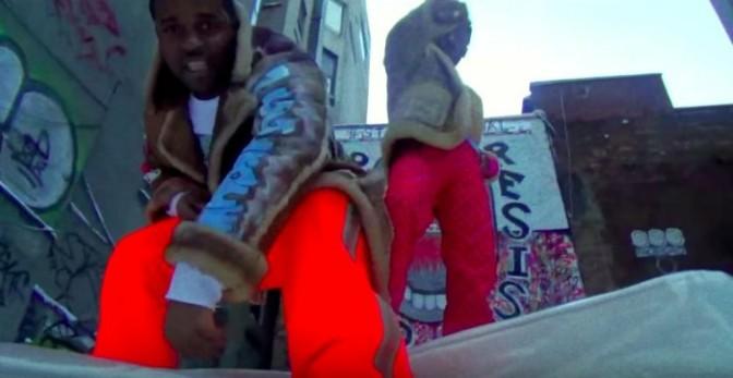 "(Video) A$AP Ferg Feat. A$AP Rocky ""The Mattress"""
