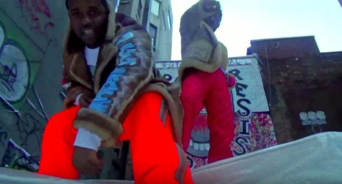 "(Video) A$AP Ferg Feat. A$AP Rocky ""The Mattress"""