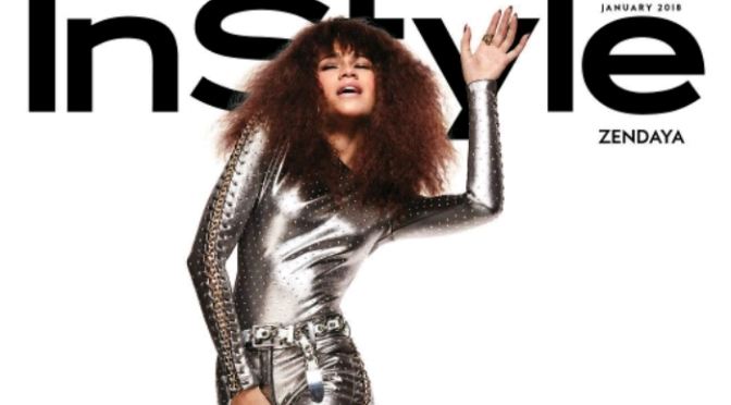 Zendaya Covers InStyle