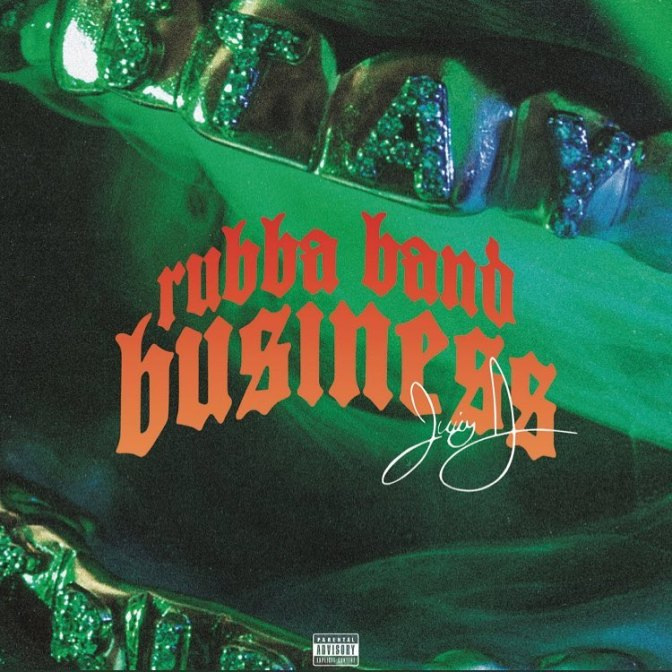 "Juicy J Reveals Artwork, Tracklist & Release Date For ""Rubba Band Business"""