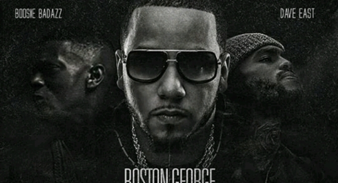 "Boston George Feat. Dave East & Boosie Badazz ""Trap to the Grave"""