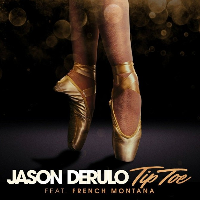 "Jason Derulo Feat. French Montana ""Tip Toe"""