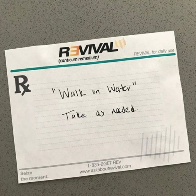 "Eminem's ""Walk On Water""To Release Today"