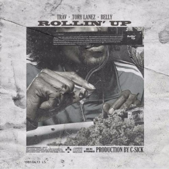 """Trav Feat. Belly & Tory Lanez """"Rolled Up"""""""