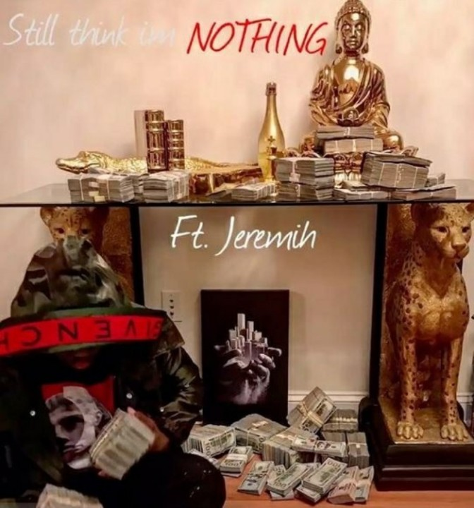 "(Snippet) 50 Cent Feat. Jeremih ""Still Think I'm Nothing"""