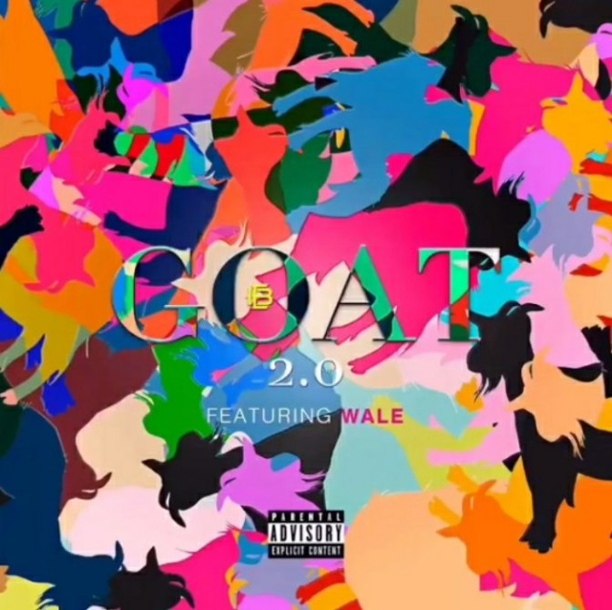 """Eric Bellinger Feat. Wale """"G.O.A.T. 2.0"""""""