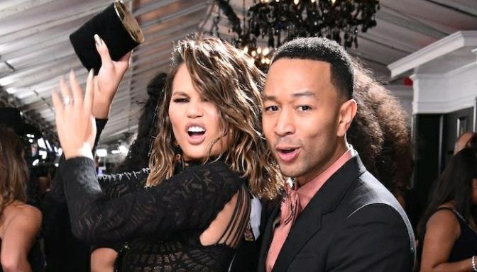 John Legend & Chrissy Teigen Are Expecting Baby #2