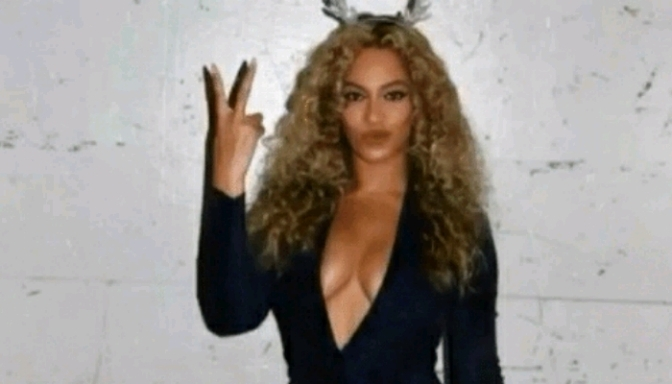 Beyonce Drops Holiday Capsule Collection