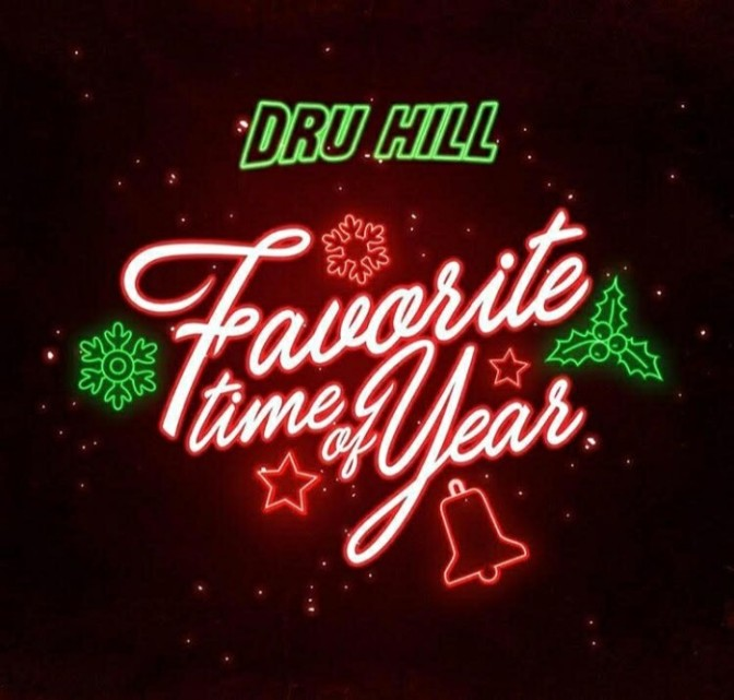 "(Stream) Dru Hill ""Christmas in Baltimore"" [EP]"
